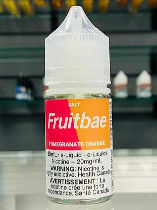 FRUITBAE SALTS - POMEGRANATE ORANGE