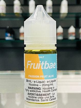 FRUITBAE SALTS - PASSIONFRUIT ALOE