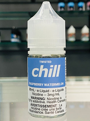 CHILL ELIQUID - RASPBERRY WATERMELON - 30ML