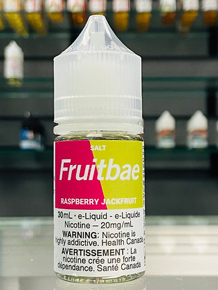 FRUITBAE SALTS - RASPBERRY JACKFRUIT