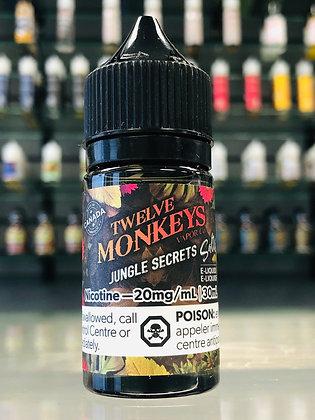 TWELVE MONKEYS SALT - JUNGLE SECRETS