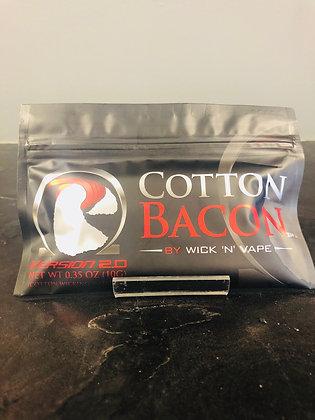 COTTON BACON BY WICK 'N' VAPE