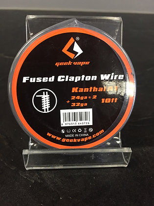 GEEKVAPE- SS FUSED CLAPTON WIRE