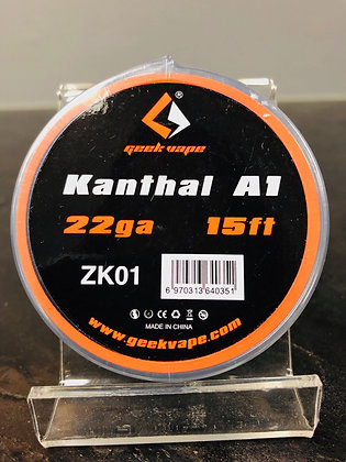 GEEKVAPE - KANTHAL A1 - WIRE