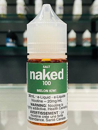NAKED 100 SALTS - MELON KIWI
