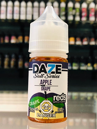 7 DAZE SALT SERIES - APPLE GRAPE