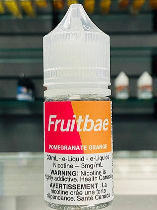 FRUITBAE - POMEGRANATE ORANGE - 30ML