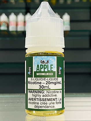 7 DAZE SALT SERIES - APPLE WATERMELON ICED
