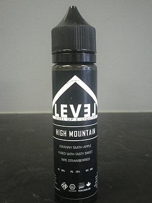LEVEL UP E-LIQUID - HIGH MOUNTAIN