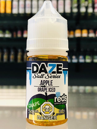 7 DAZE SALT SERIES - APPLE GRAPE ICED