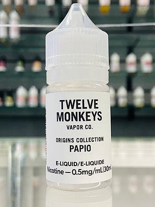 TWELVE MONKEYS - PAPIO - 30ML