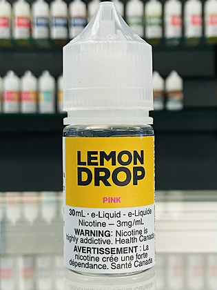 LEMON DROP - PINK