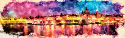 VALLETTA Panoramic Aldo•••ABSTRACT ART c