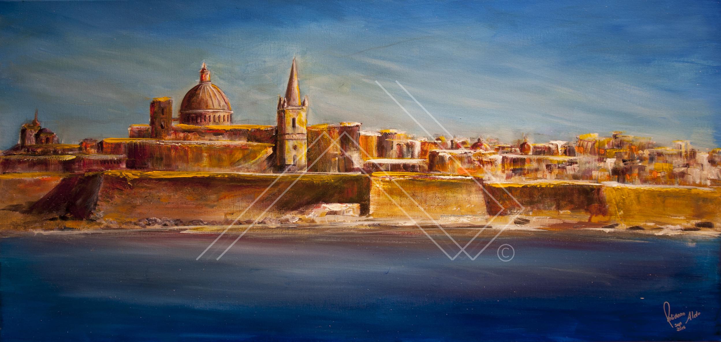 Valletta panoramic 2