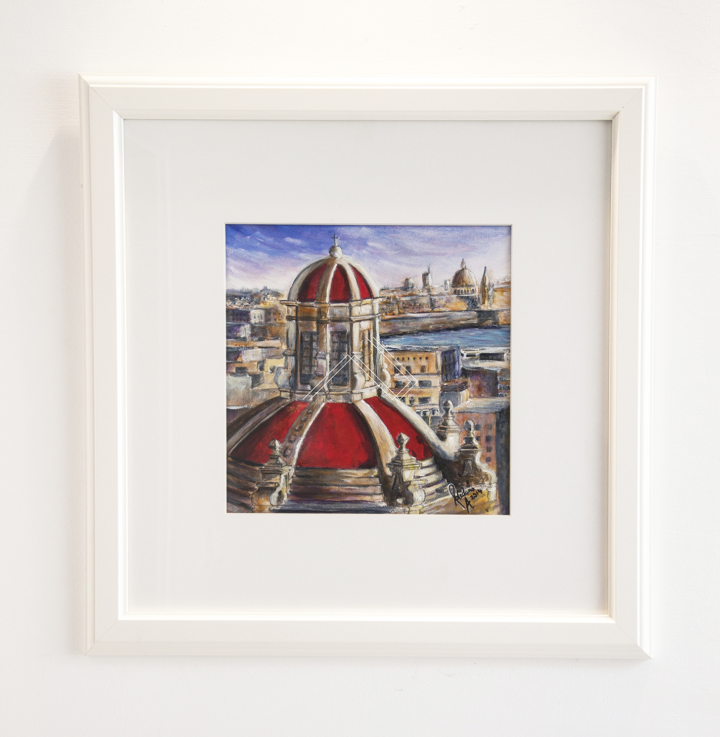 SLIEMA CHURCH DOME  | code: 117