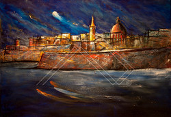 Valletta - The Fortress City