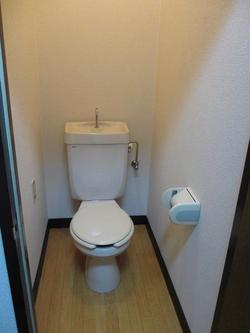 グリーンハイツ203 トイレ