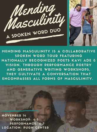Mending Masculinity with Kavi Ade