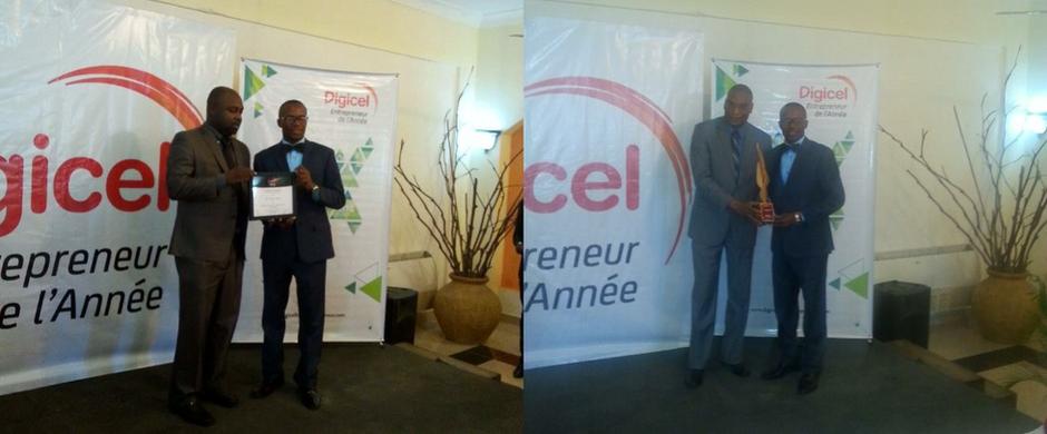 Northern Regional Winner of Digicel Entrepreneur of the Year