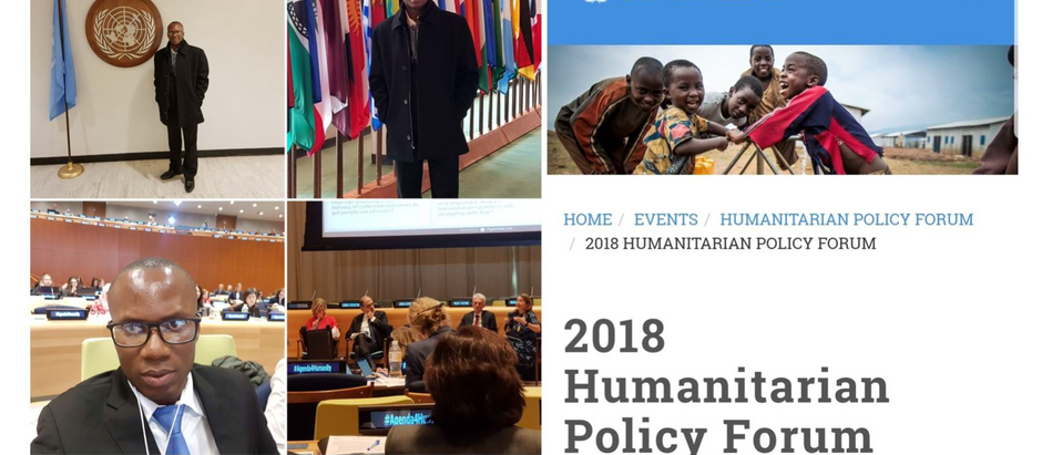 FONHARE Participates in United Nations' 2018 Global Disability Summit