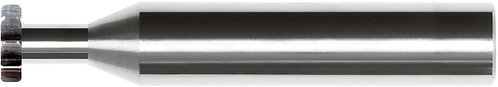 1/2 X 1/16 X .010 RADS SOLID CARBIDE KEY CUTTER