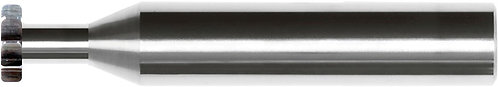 1/2 X 1/8 X .010 RADS SOLID CARBIDE KEY CUTTER