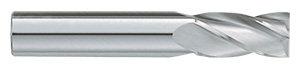 2mm STUB EM SQ 4 Flute S/E SMG