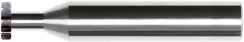 1/2 X 1/4 X .015 RADS SOLID CARBIDE KEY CUTTER