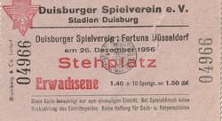 5.Spieltag Oberliga West 1956/1957