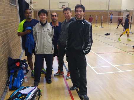 Middlesex: MD vs London Tigers (5-4)