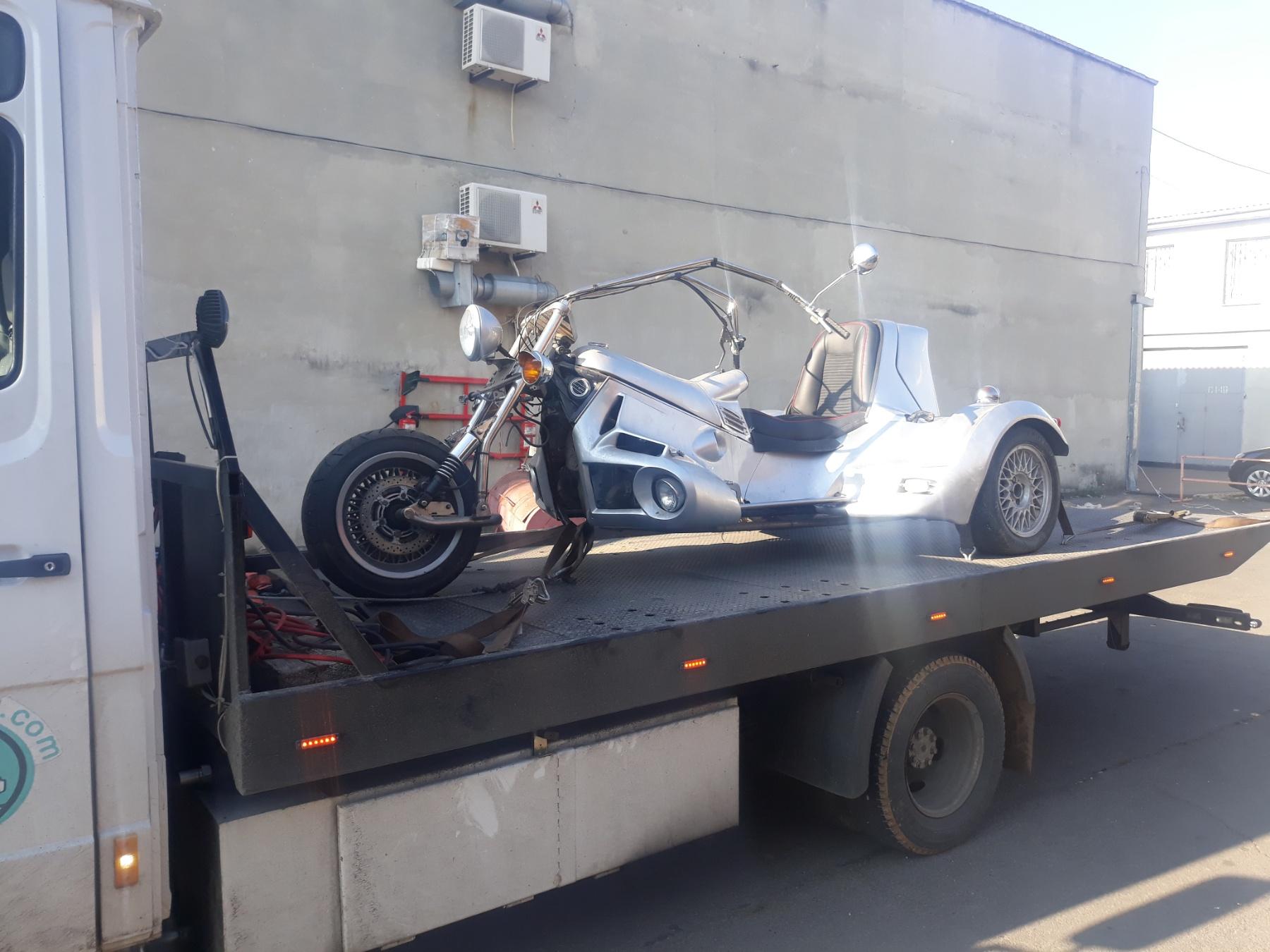 перевозки мотоциклов