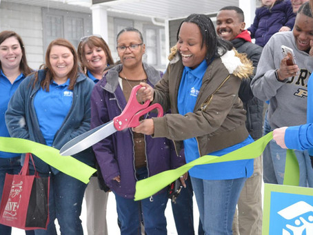 Habitat for Humanity of Grant County makes home ownership dream come true (Chronicle Tribune)