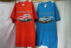 AutoRenders Colour Match T-Shirts