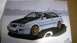Sierra Cosworth Custom Order