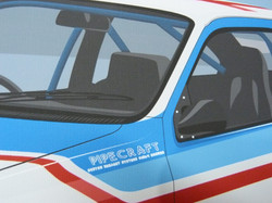 Ford Sierra Cosworth Close Up Car