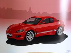 Mazda RX-8 Custom Order