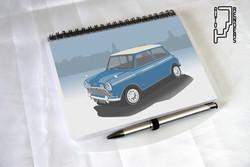 Notebook Title Mini Myco