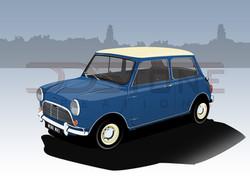 Austin Mini Cooper Mk1