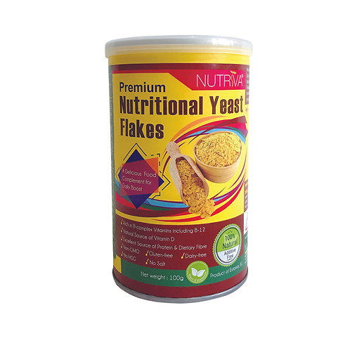 Nutriva Nutritional Yeast Flakes | Nutrition