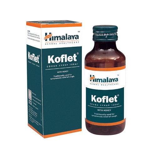 Himalaya Koflet 100ml | Cough, Cold & Sinuses