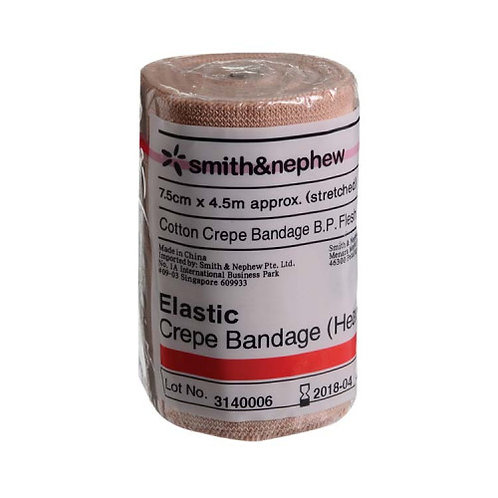 Smith & Nephew Elastic Crepe Bandage Heavy Weight 5cm x 4.5m
