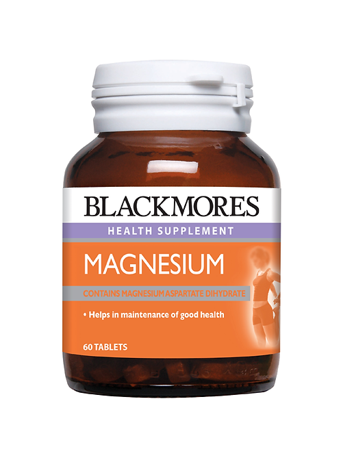 Blackmores Magnesium 60S | General Health