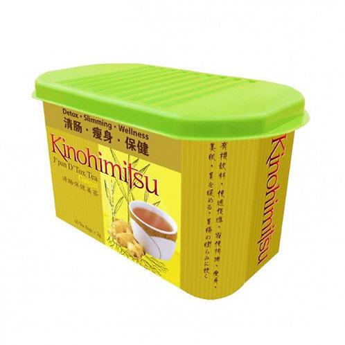 Kinohimitsu J'Pan D'tox Tea Ginger