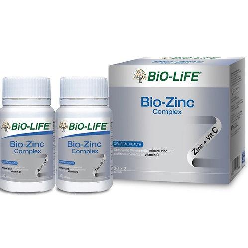 BiO-LiFE Bio-Zinc Complex (2X30S)