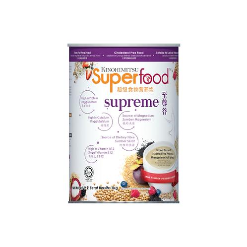 Kinohimitsu Superfood Supreme 1kg | Nutrition