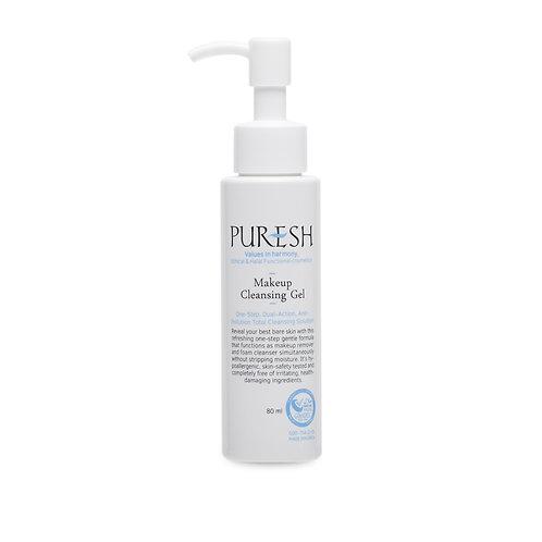 Puresh Makeup Cleansing Gel (80ml) | Skin Health