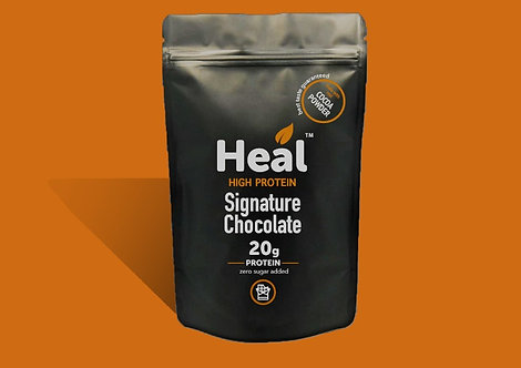 Heal High Protein Signature Chocolate (15 Servings)