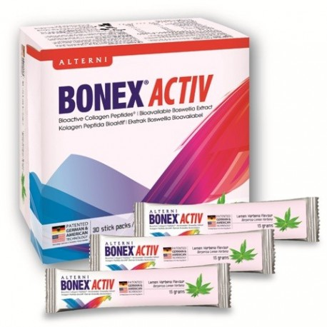 Bonex Activ 30s | Bone & Muscle Health