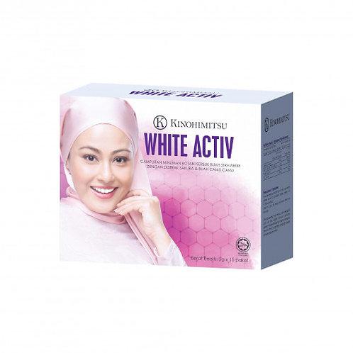 Kinohimitsu White Active 5gx15's