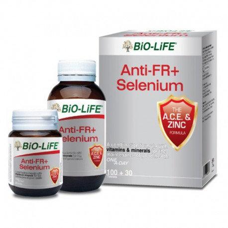 BiO-LiFE Anti FR + Selenium (100S+30S)
